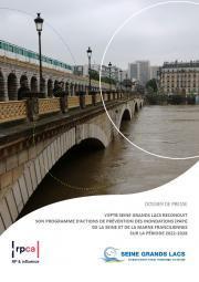 L'EPTB SEINE GRANDS LACS RECONDUIT SON PROGRAMME D'ACTIONS DE PRÉVENTION DES INONDATIONS (PAPI) DE LA SEINE ET DE LA MARNE FRANCILIENNES SUR LA PÉRIODE 2022-2028 - EPTB Seine Grands Lacs