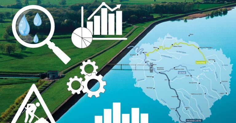 EPTB Seine Grands Lacs - COTECO octobre 2020 - COmité Technique de COordiation des études et travaux