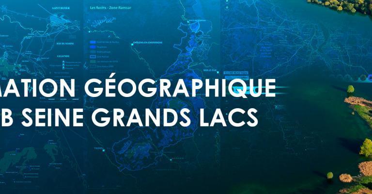 GÉOSEINE GRANDS LACS - L'information géographique de Seine Grands Lacs