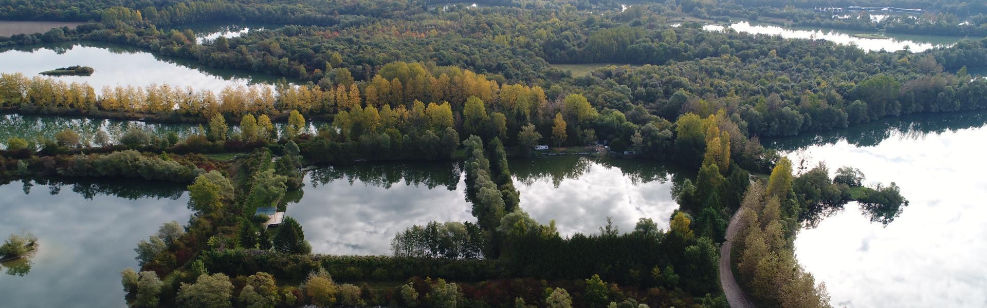 La Bassée - Des espaces naturels sous protection - EPTB Seine Grands Lacs