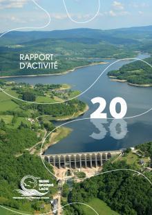 Rapport d'activité 2020 - EPTB Seine Grands Lacs