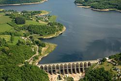 EPTB Seine Grands Lacs - Lac-réservoir Pannecière