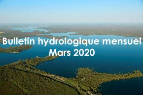 Bulletin hyrdologique mars 2020