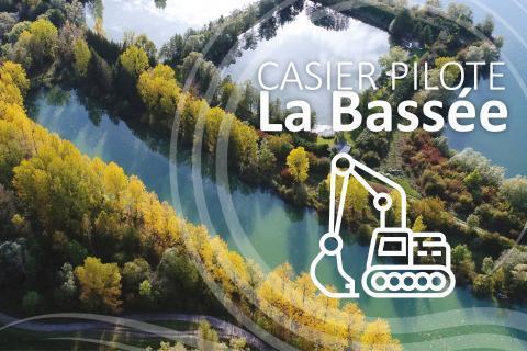 Les travaux préparatoires du projet de la Bassée sont lancés ! EPTB Seine Grands Lacs