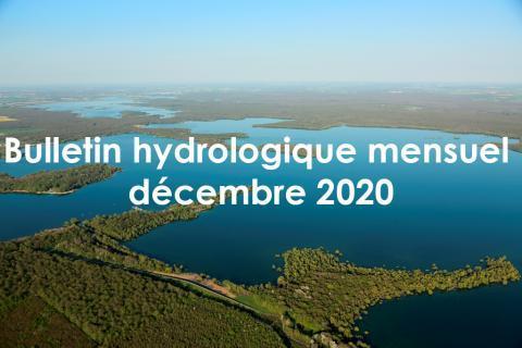 Bulletin hydrologique mensuel - Décembre 2020 - EPTB Seine Grands Lacs