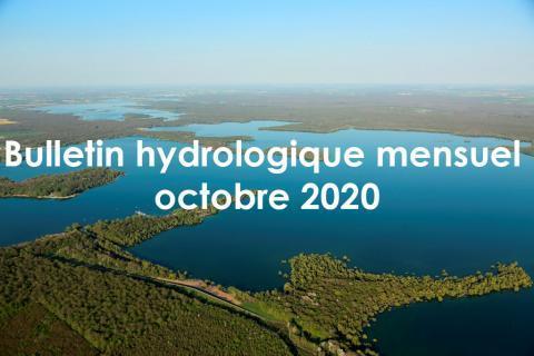 EPTB Seine Grands Lacs - Bulletin hydrologique octobre 2020