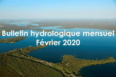 Bulletin hyrdologique février 2020