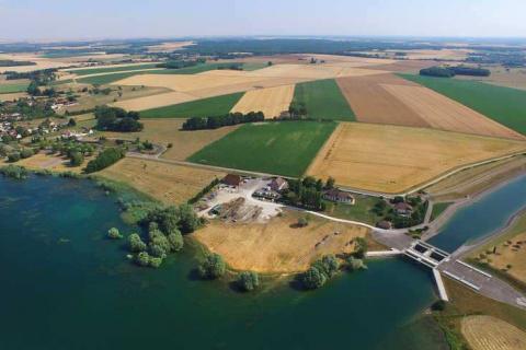 Dossier d'enquête publique - Réhabilitation du lieu d'appel de Mathaux - EPTB Seine Grands Lacs