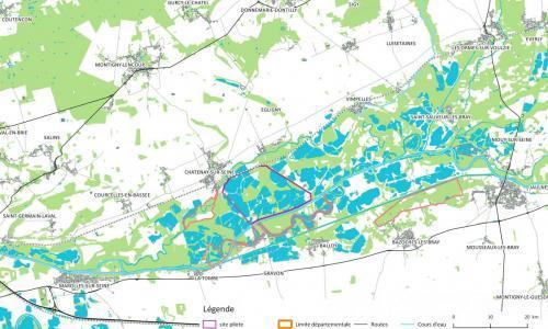 Les sites potentiels de valorisation écologique
