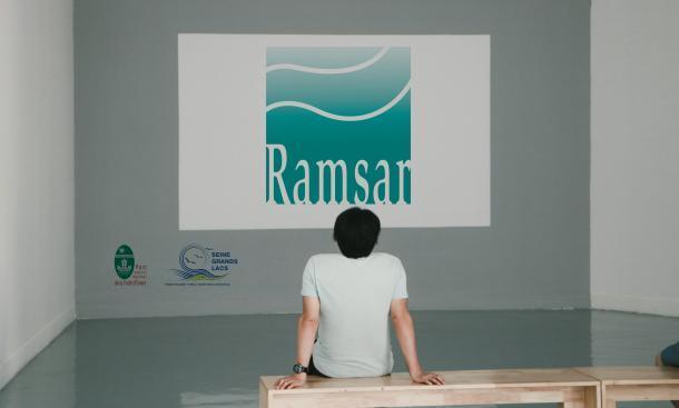 Exposition Ramsar, étangs de Champagne humide - EPTB Seine Grands Lacs