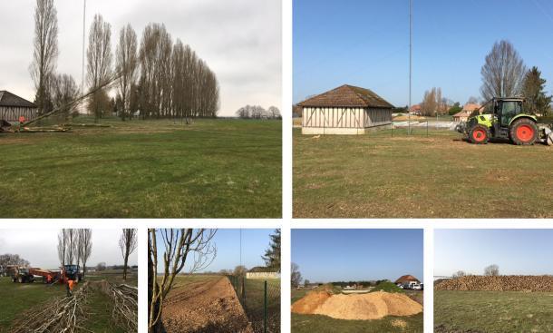 EPTB Seine Grands Lacs - Sécurisation du mât relais radio Aube